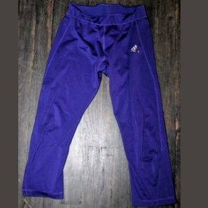 Adidas Tech Fit cropped capriLL16